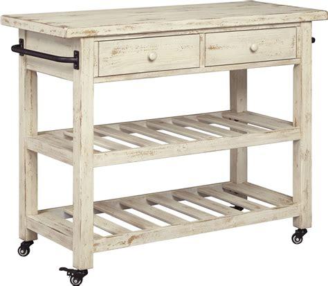 white kitchen cart marlijo white kitchen cart d300 766