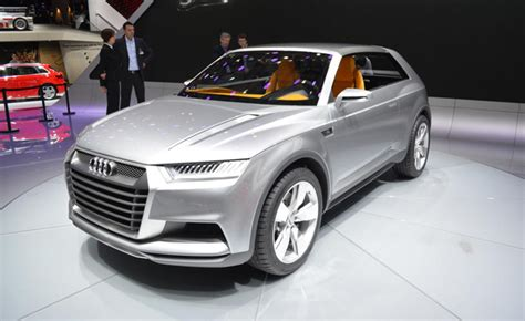 Audi Suv 2020 by Audi To Suv Lineup By 2020 187 Autoguide News