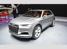 Audi to Double SUV Lineup by 2020 » AutoGuidecom News