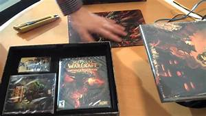 PC Gamer - Unboxing World of Warcraft: Cataclysm ...