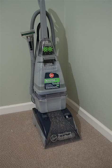 how to use hoover carpet cleaner steamvac all carpet cleaning solution recipe