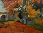 Paul Gauguin : A Visionary French Post-Impressionist