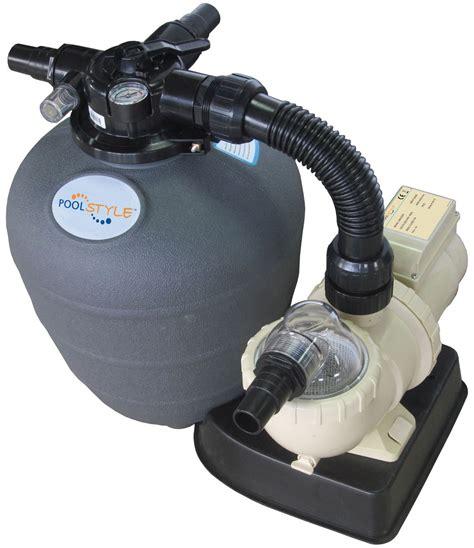 kit filtration 224 pool style filtration piscine hors sol