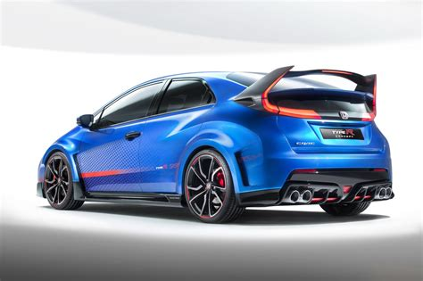 Honda Says New Civic Type R Will Outperform Even The Nsx