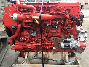2014 Cummins Isx15 Engine For Sale