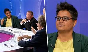 Moment left-wing Remainer is booed on Question Time for ...