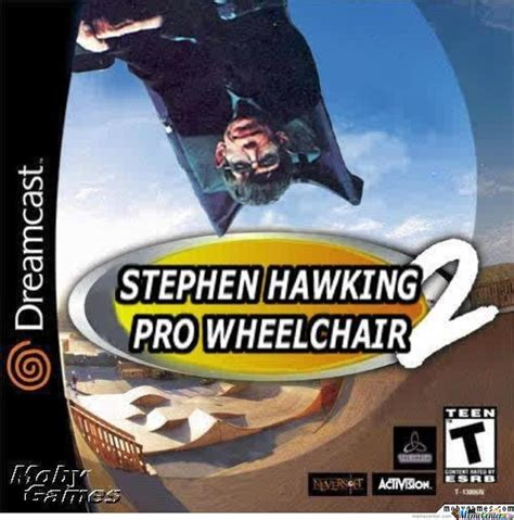 Stephen Hawking Meme - stephen hawking by captainafrica meme center