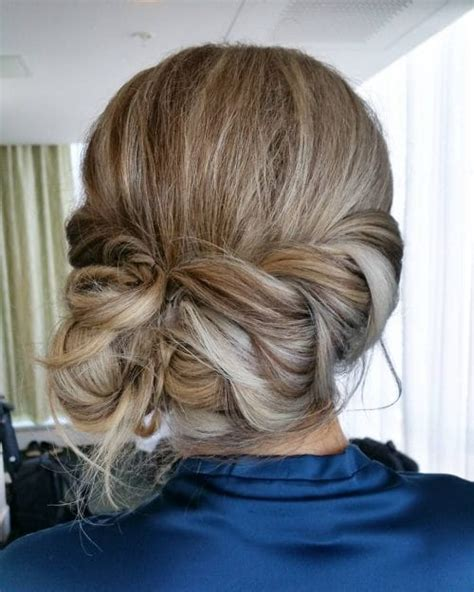 Medium Updos Hairstyles by 25 Best Updos For Medium Hair In 2019