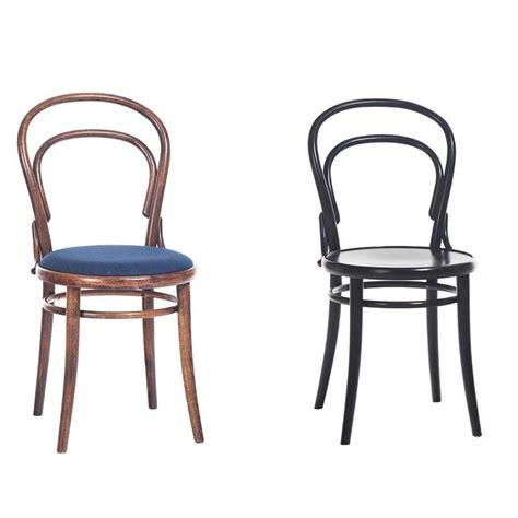 chaises bistrot bois la chaise n 14 de thonet la célèbre chaise bistrot 4