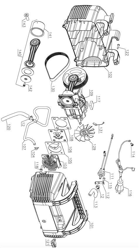 Craftsman CMEC6150 Pump Repair Parts- Master Tool Repair