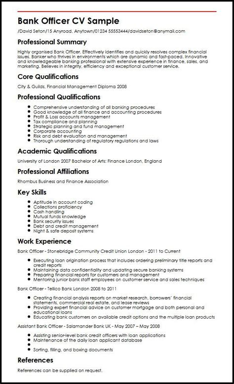 banking  images good resume examples job resume