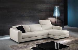 Leather sofa with removable cushions for living room for Leather sofas with removable cushions
