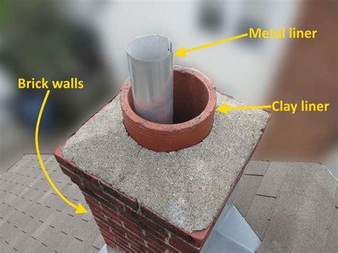 qa   water leak   bottom   chimney