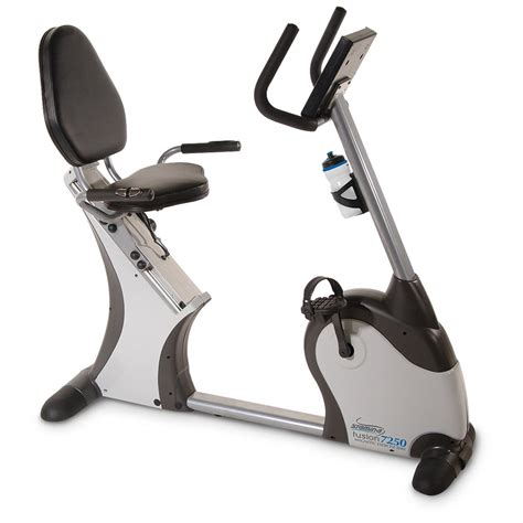 Stamina® Magnetic Fusion 7250 Exercise Bike - 153814, at ...