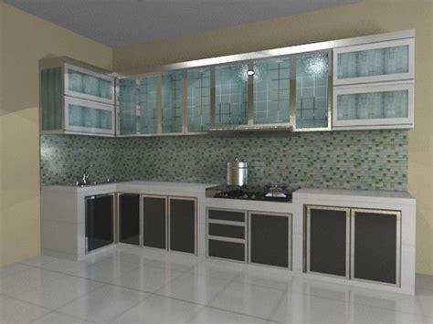 daftar harga kitchen set lengkap terbaru