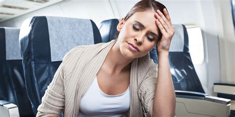 How To Stop Feeling Crammed In Your Airplane Seat Huffpost