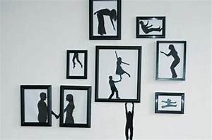 Wand Mit Fotos Dekorieren : top 10 ideen f r au ergew hnliche dekoration ~ Markanthonyermac.com Haus und Dekorationen