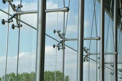 stainless steel structural glass curtain walls buy