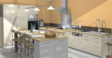 cuisine teissa conseils agencement cuisine cuisine équipée design