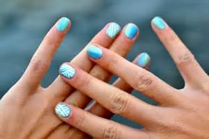 Blue Nail Design Polish 2015 Reasabaidhean Blue Nail Designs To Beauty Your Nails