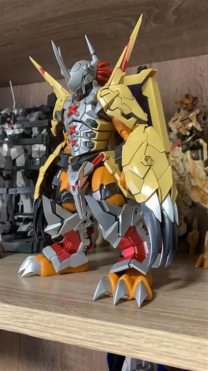 Wargreymon Standard Rise Figure Digimon Take Amplifies