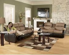 Living Room Set Furniture by Ashley Furniture Presley 31501 Cocoa Living Room Set Furniture PM