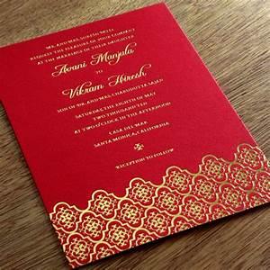 modern indian wedding invitation wwwpixsharkcom With indian wedding invitations minted