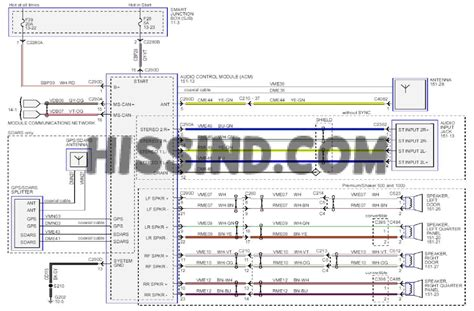 2006 Ford Mustang Stereo Wiring Harnes by 2013 Mustang Stereo Wiring Diagram