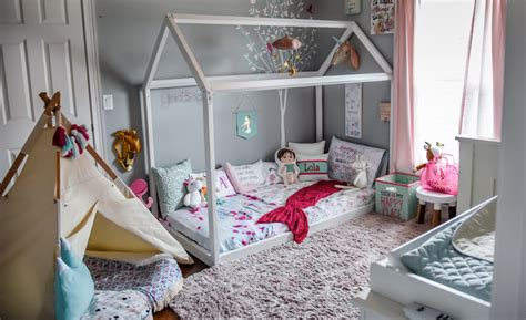 Whimsical Kids Rooms : In The Toddler Room With Oh Happy Play