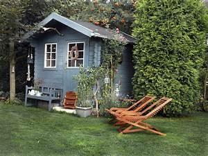 Cabane En Bois De Jardin : cabane de jardin color e les cabanes de jardin abri de ~ Dailycaller-alerts.com Idées de Décoration