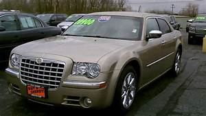 2008 Chrysler 300c Hemi Sedan Gold For Sale Dayton
