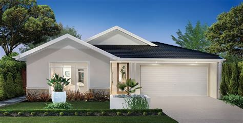 Kew Home Design   4 Bedroom Single Storey House Plan