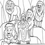 Daniel Den Lions Coloring Colouring Sheet Lion Printable Pages Getdrawings Printables Lesson Amazing Print Getcolorings Awesome Sensational Birijus sketch template