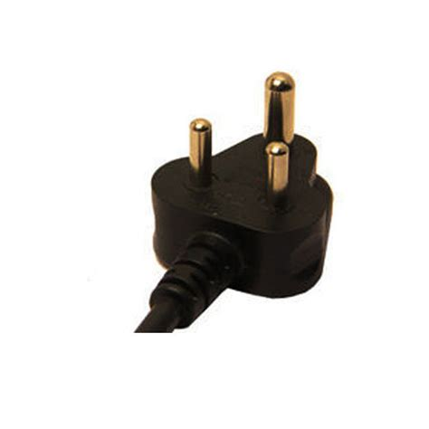 Find the latest plug power, inc. PVC Black Indian Power Plug, Rs 30 /pack Mandeep Cables ...