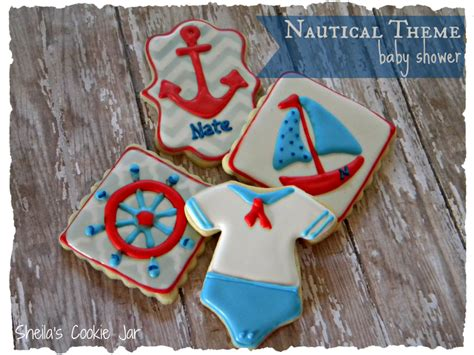 Nautical Baby Shower Decorations For Home: Nautical Baby Shower