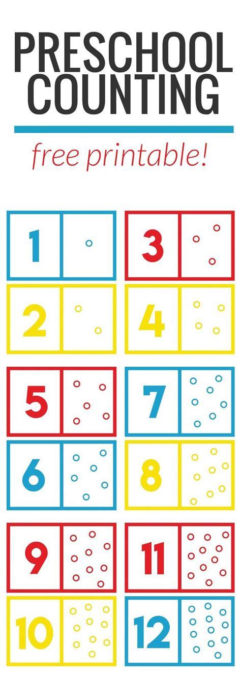 preschool math ideas  pinterest preschool