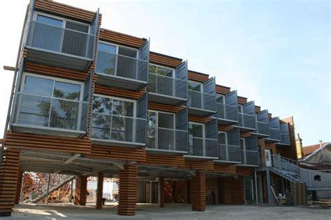 au bureau begles maison container une solution écologique build green