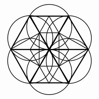 Sacred Geometry Transparent Vector Svg Vexels