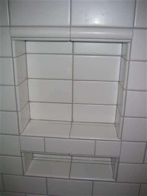 tiling bonsal niche  subway tile ceramic tile advice