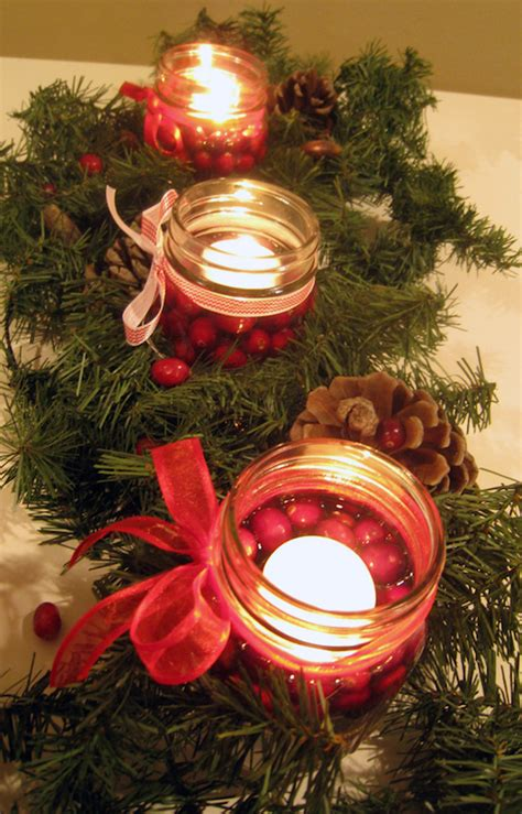 impressive christmas centerpieces decorations ideas