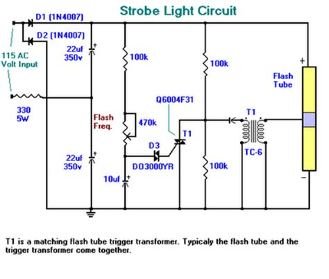 Strobe Light Eeweb Community