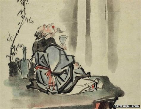Chinese Poetry Of The Cup, Featuring Li Bai
