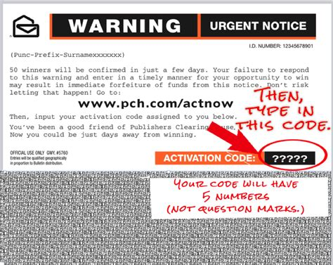 pch activate prize entry autos post pch search and win activate code and activate autos post