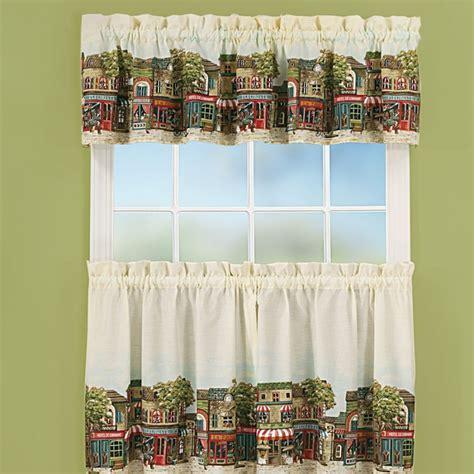 cafe kitchen curtains