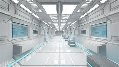Futuristic Interior Design by Interior Design Futuristic Lab Exhibition Designs