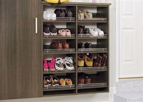 Shoe Storage Ideas Entryways Small Entryway — The Home