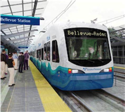 Light Rail Bellevue by Bellevue City Council Approves East Link Light Rail