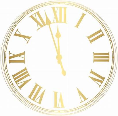 Clock Clip Clipart Years Transparent Clipground Cliparts