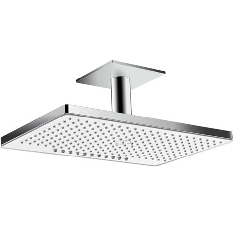 hansgrohe rainmaker select hansgrohe rainmaker select 460 2jet overhead shower with