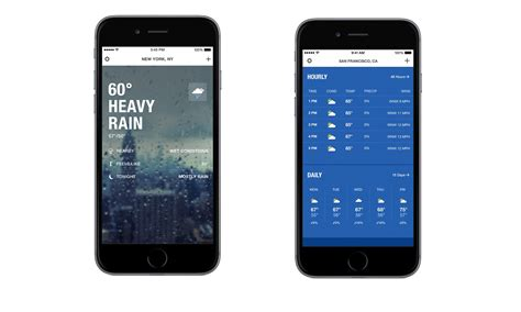 weather channel app for iphone a big update for the weather channel iphone app rumbles